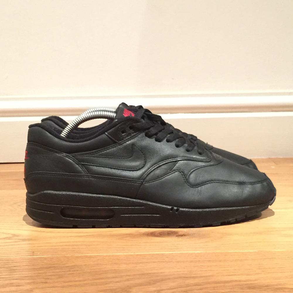 air max 1 femme noir foot locker