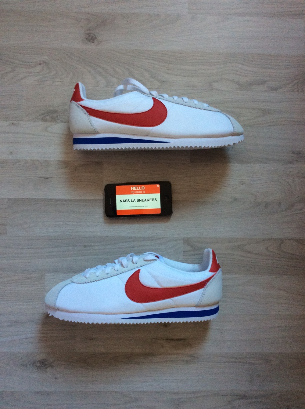 Forrest Gump Nike Cortez For Sale Melaecannellait