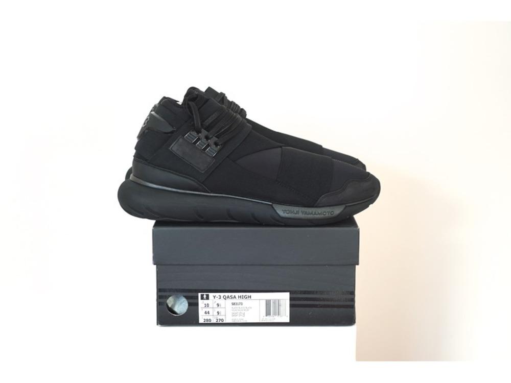 Adidas Y-3 QASA REFLEX Backpack Black Bodega