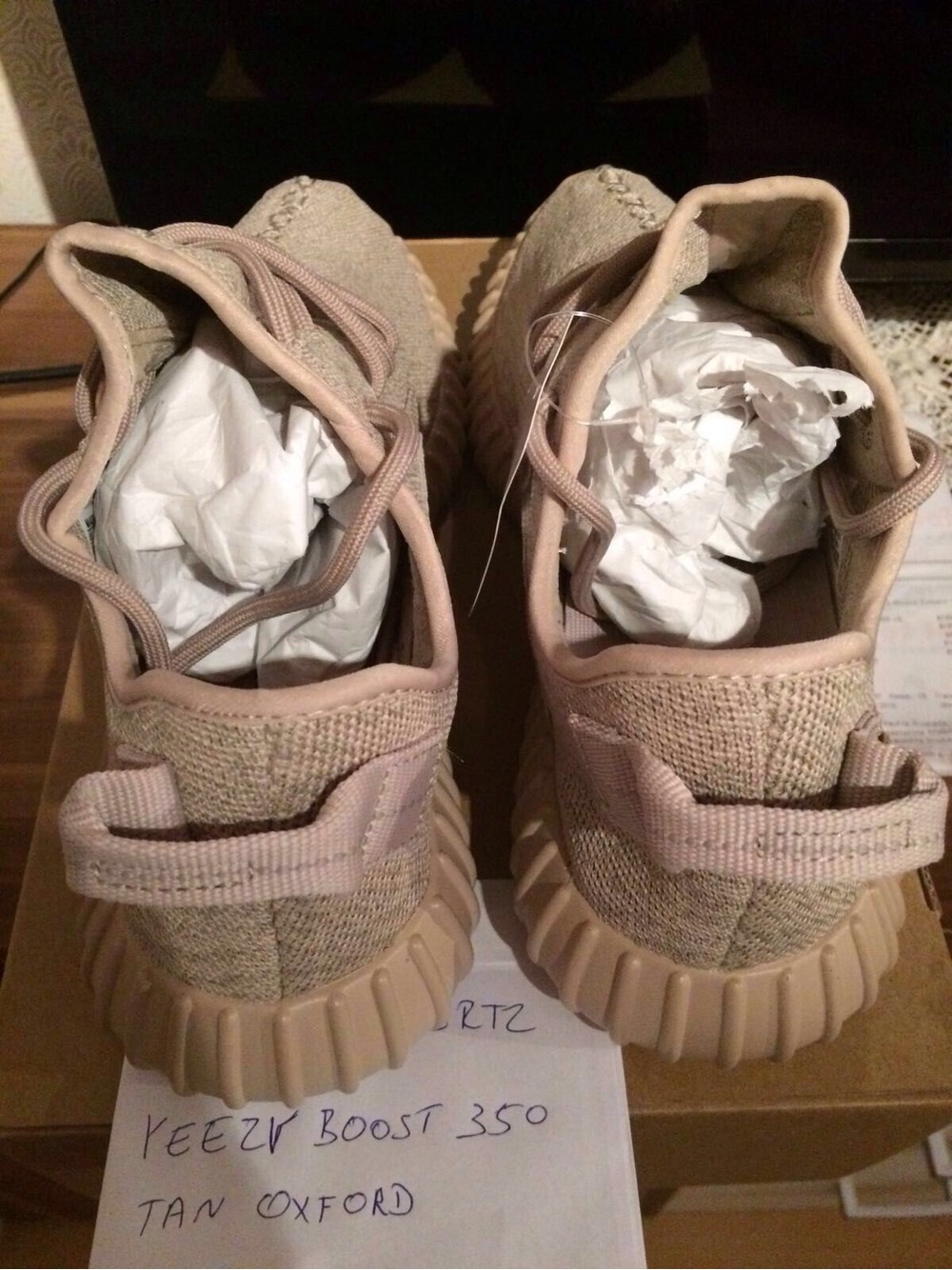Cheap Yeezy 350 Oxford Tan Sale 2017