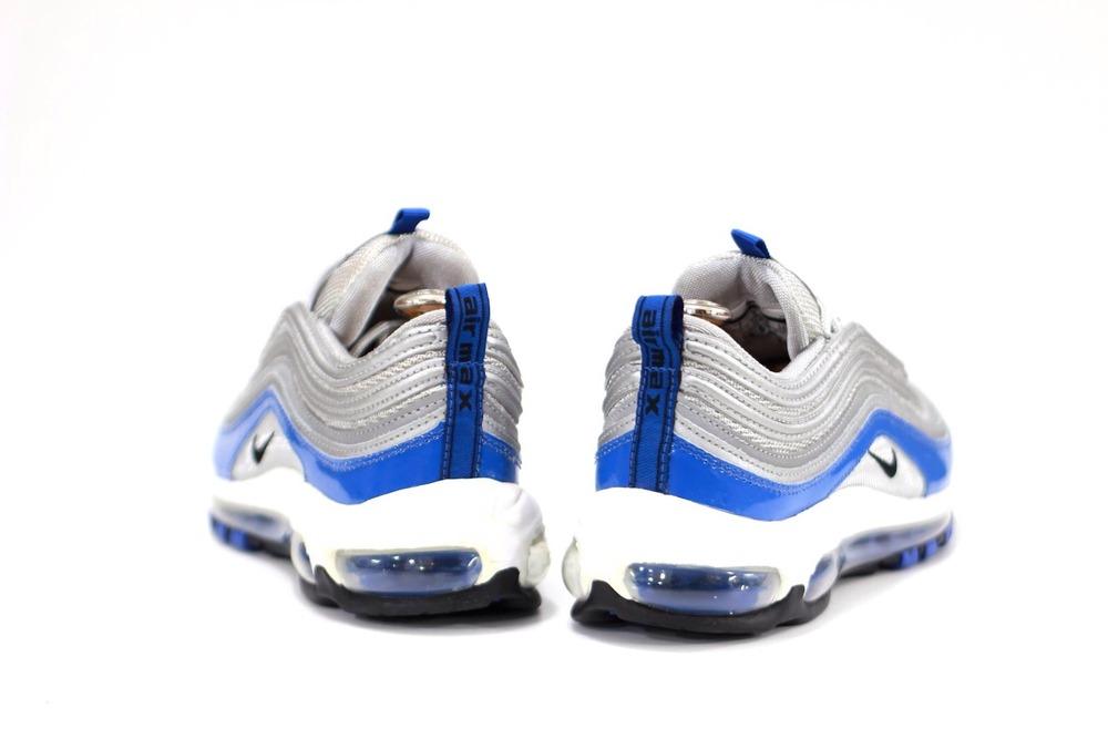 Nike Air Max 97 Metallic Silver Blue