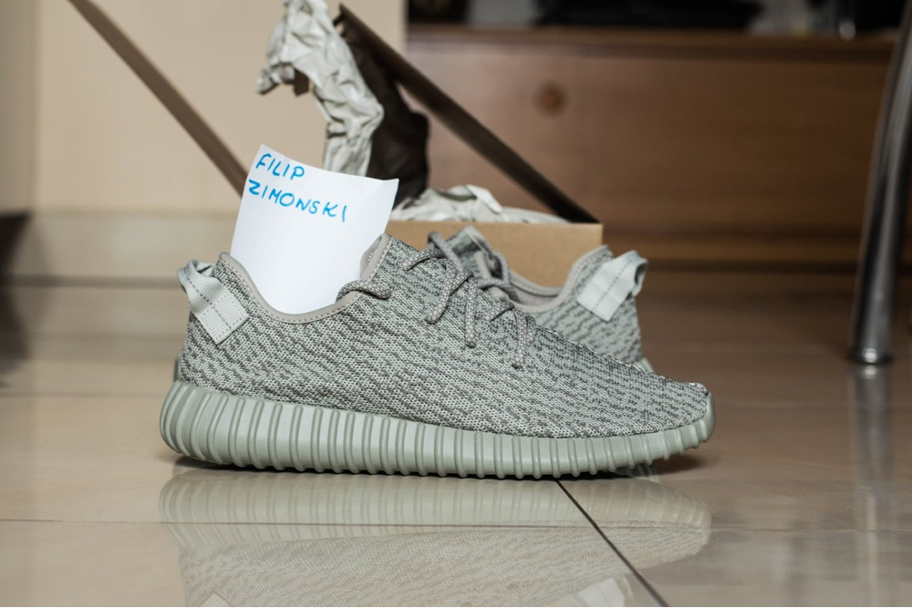 Adidas Yeezy Marron