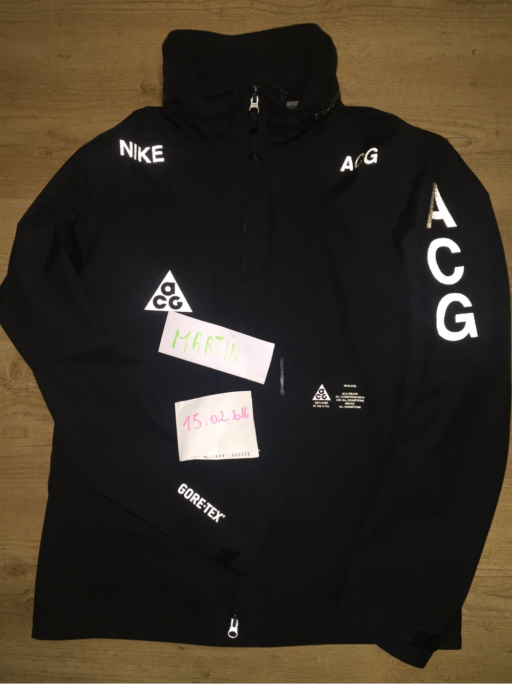 Nike acg womens jacket