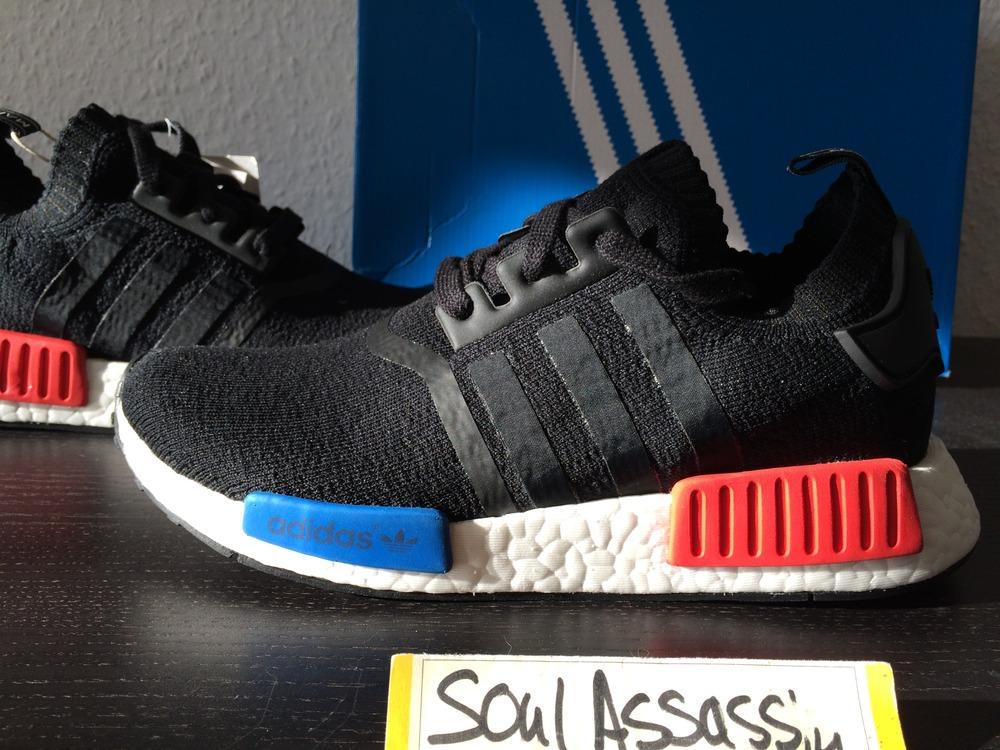 Adidas NMD Runner negro alma zapatilla online