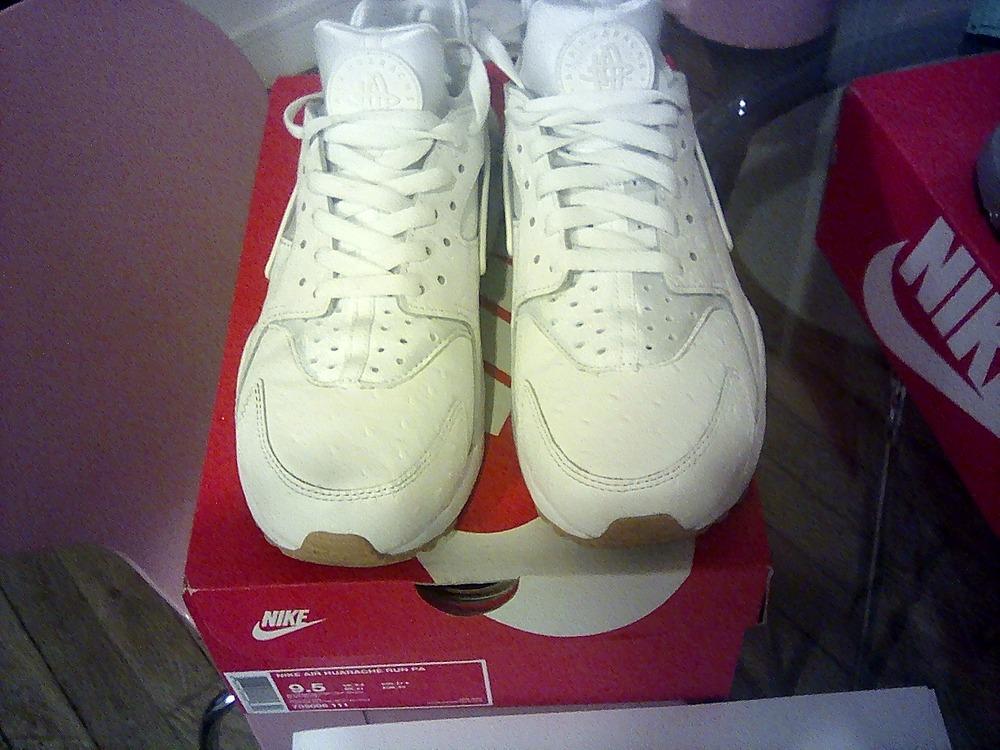 Air Huarache White Gum