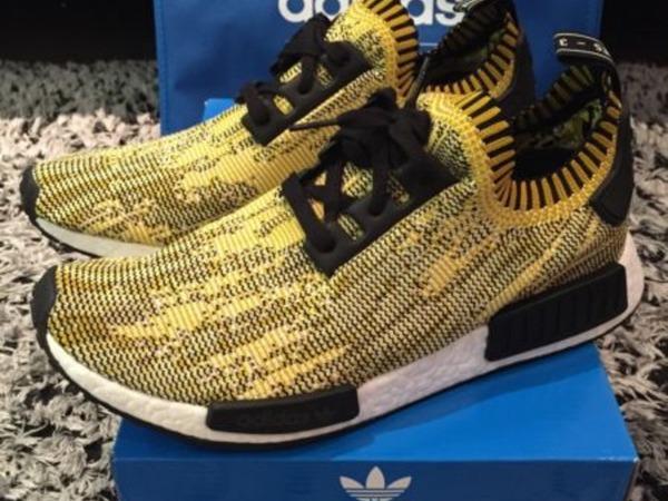 Comprare a poco prezzo online adidas nmd r1 giallo, belle scarpe di sconto per vendita