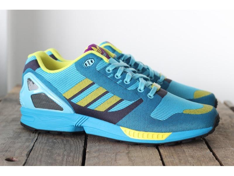 adidas zx flux 8000 aqua