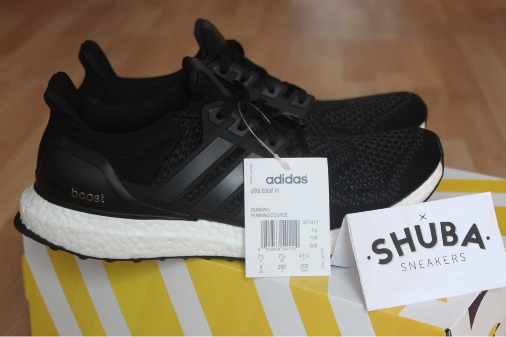 Ultra Boost M, Size 7.5 - Us Size