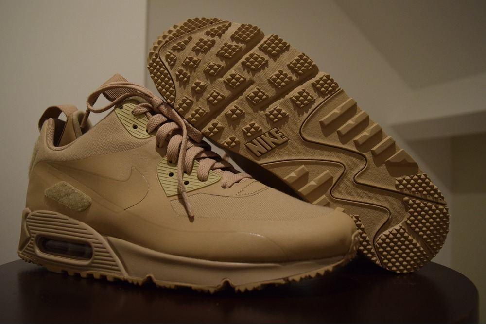 air max 90 sneakerboot sp 'patch pack'