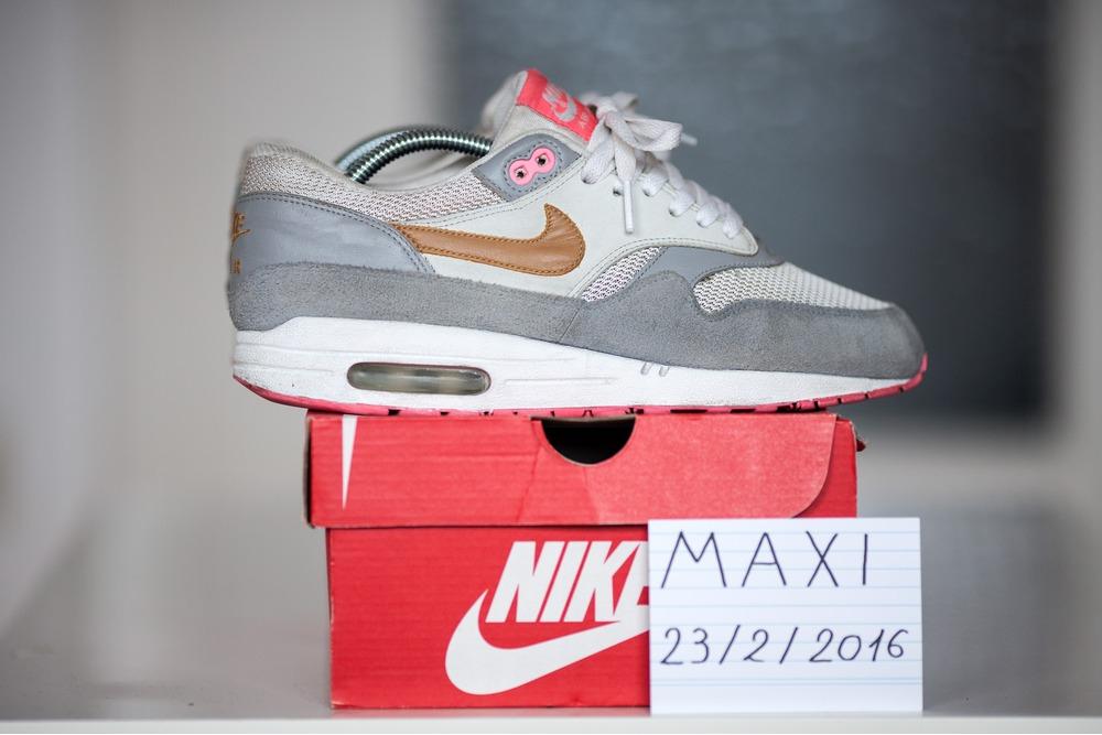 Nike Air Max 1 Pink Pack 2007