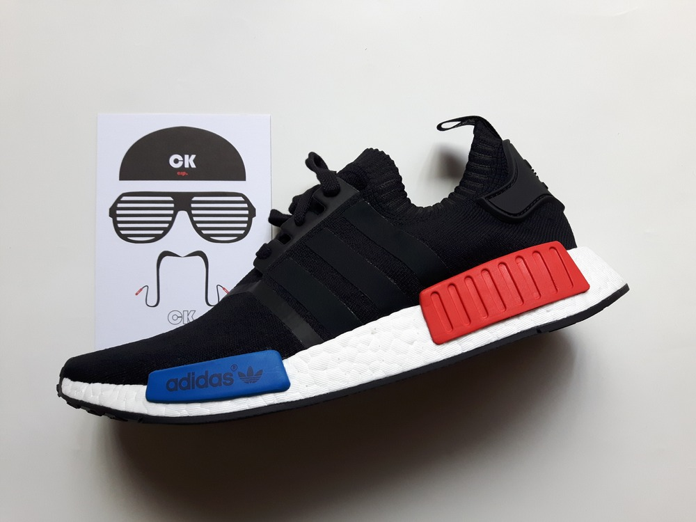 OG Colors Return on adidas NMD R1 's Tricolor Pack Inter Blok doo