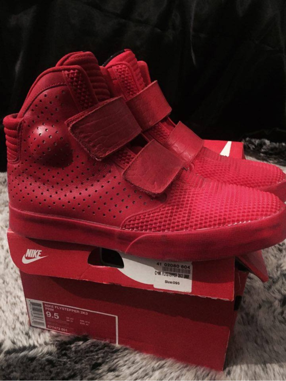 wholesale dealer e74a2 d5249 ... Nike Flystepper 2K3 Crescent City x Red Edition - photo 33 ...