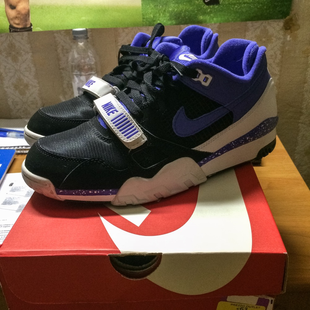 ... Nike Air Trainer 2 Prm QS Persian violet - photo 14 ...