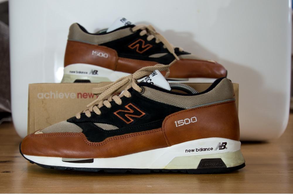 new balance 1500 brown