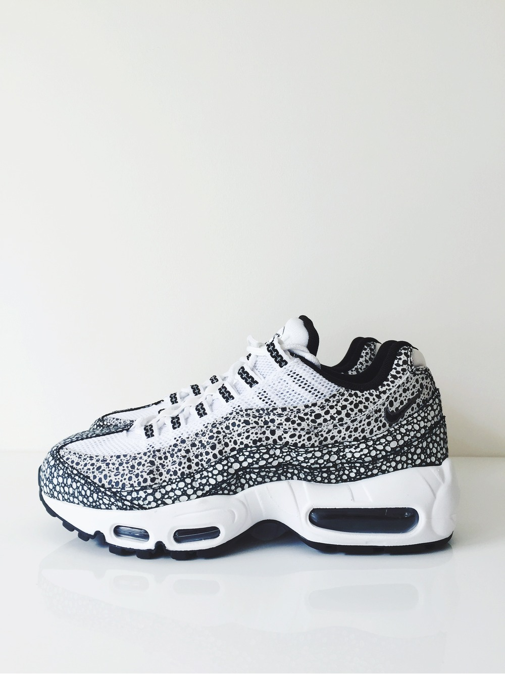 New Arrival Fashion nike air max 95 rose et noir 5JA93