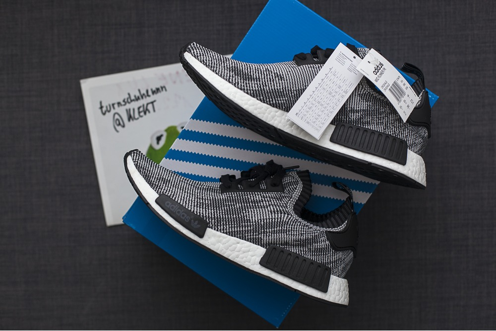 aliqcl Adidas NMD Runner PK \'Oreo\' US10 UK9.5 EUR44 NEW DS (#304737) from