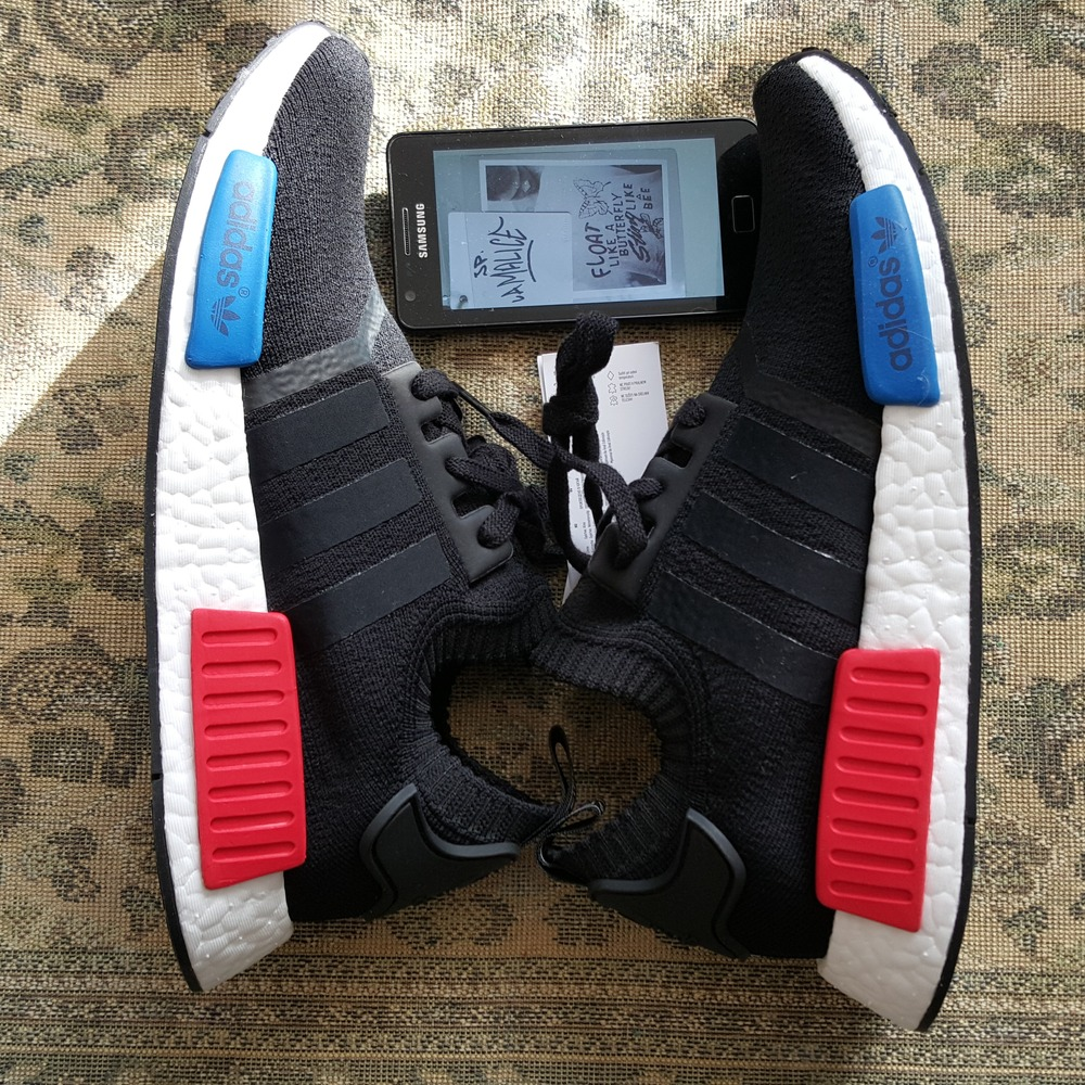 tdoiwl Adidas NMD Runner NMD RUNNER PK OG (#304831) from LaMaliceSNRK at