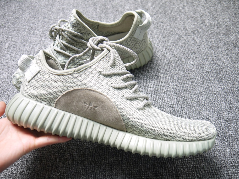 Yeezy 350 v2 cream white real/fake comparison **FOR EDUCATION