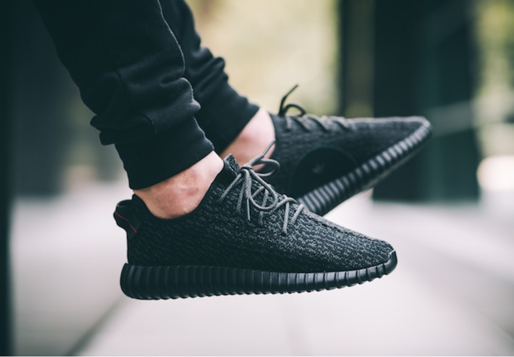Adidas Yeezy Black Uk