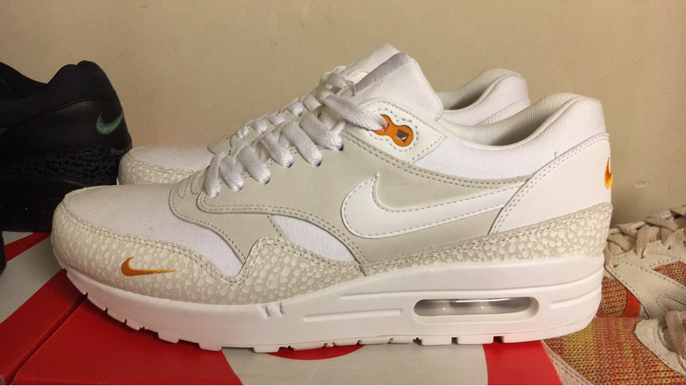 Nike Air Max One White