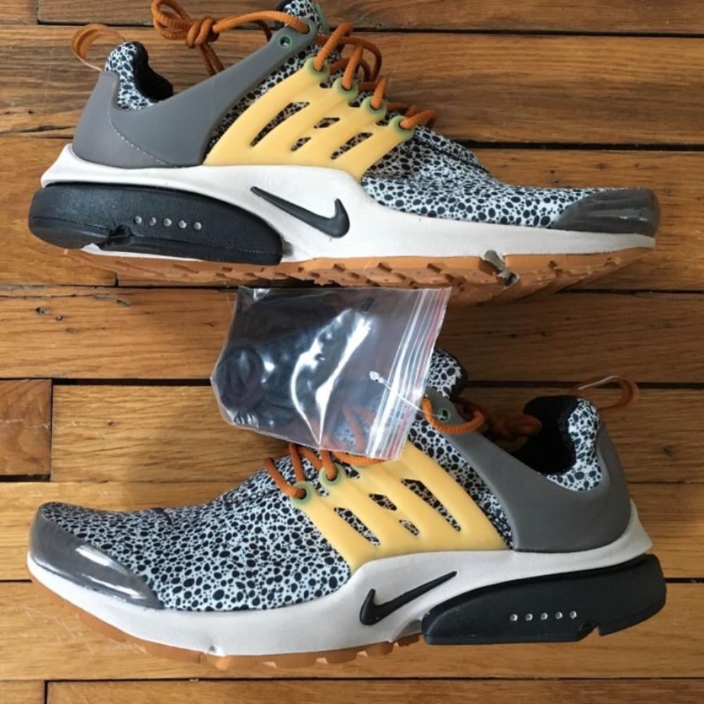 Nike Air Presto Safari For Sale