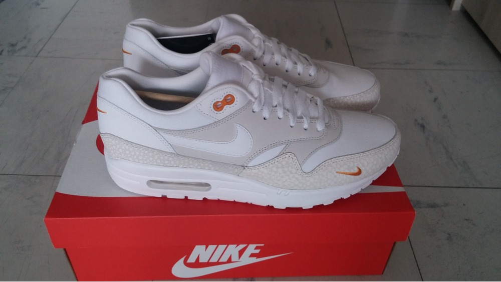 Nike Air Max 1 Kumquat Safari
