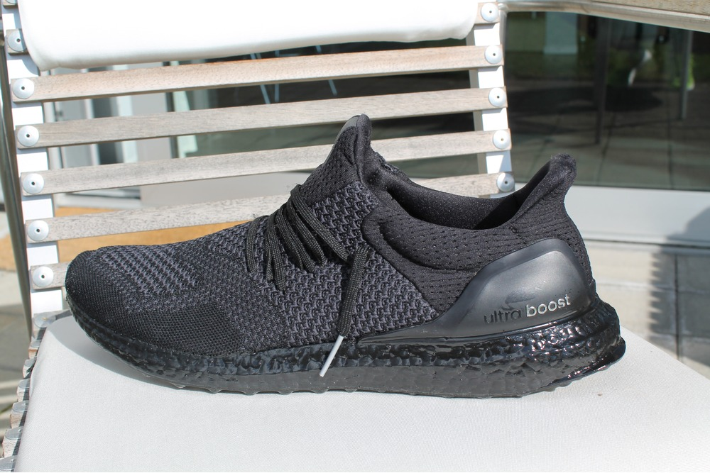 Adidas Ultra Boost Triple Black Release