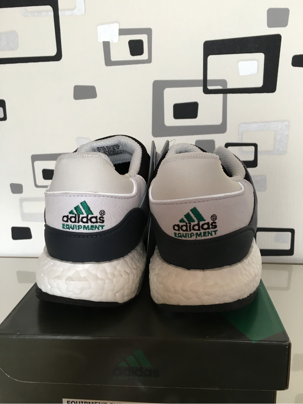 adidas EQT Racing 91/16 Shoes White adidas Ireland