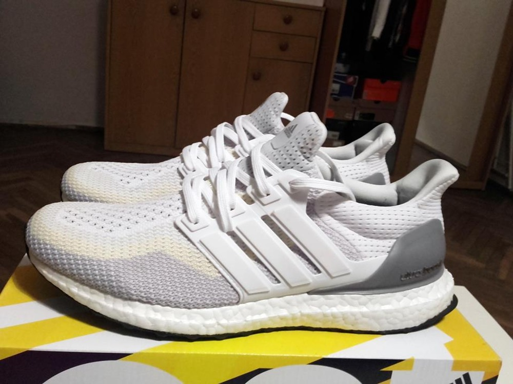 "ADIDAS ULTRA BOOST 3.0 ""CLEAR GREY : Sneaker Steal"