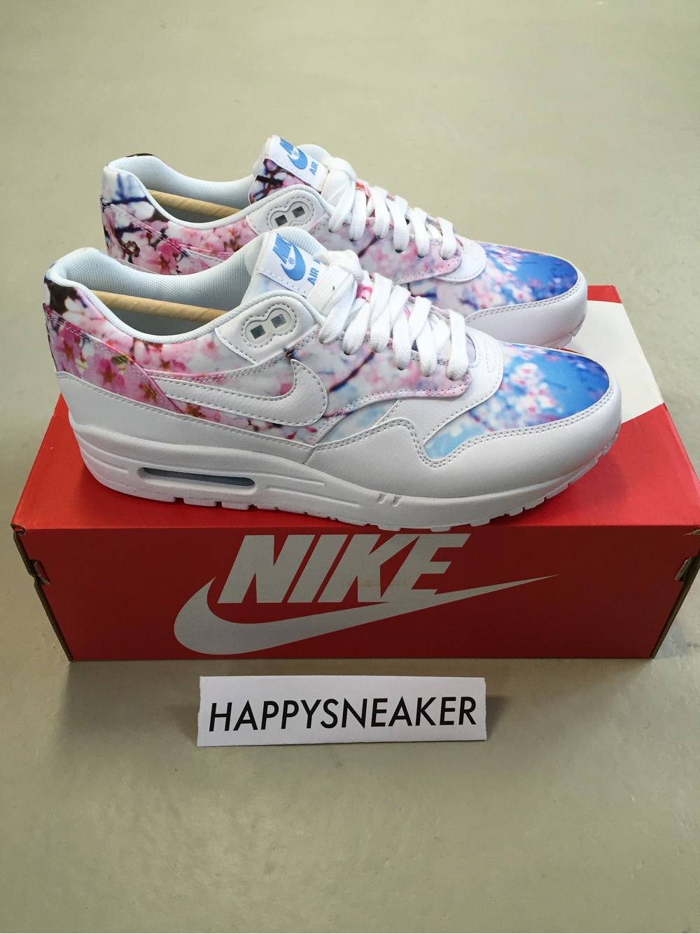 Nike Air Max 1 Cherry Blossom Pack