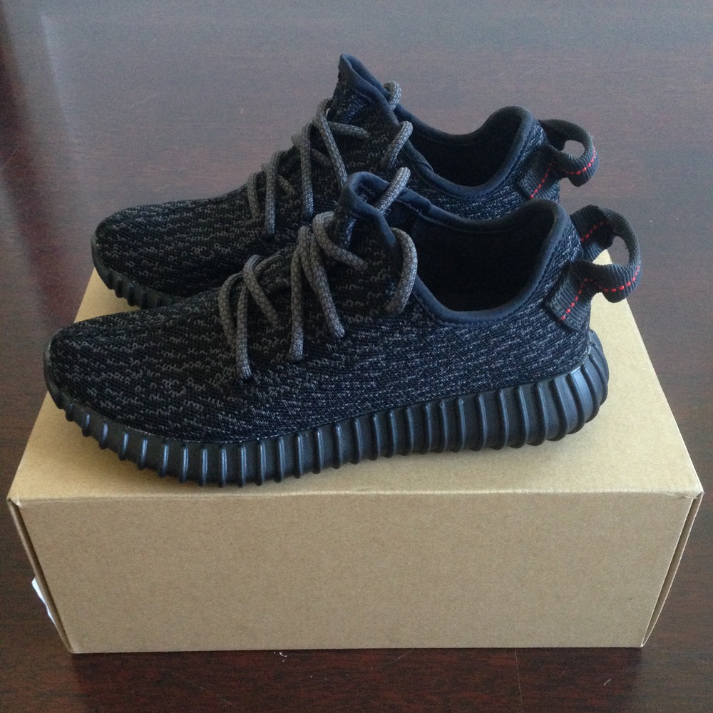 Adidas Yeezy Pirate Black Uk