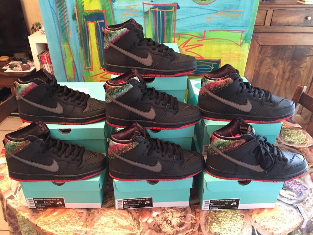 Nike Sb Dunk Gasparilla size 10