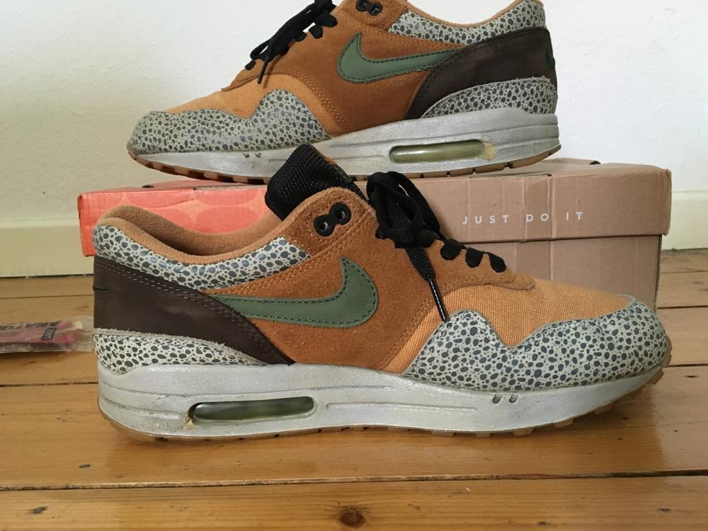 Nike Air Max 1 Atmos Safari