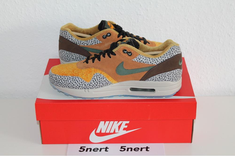 Nike Air Max 1 Premium Qs Safari