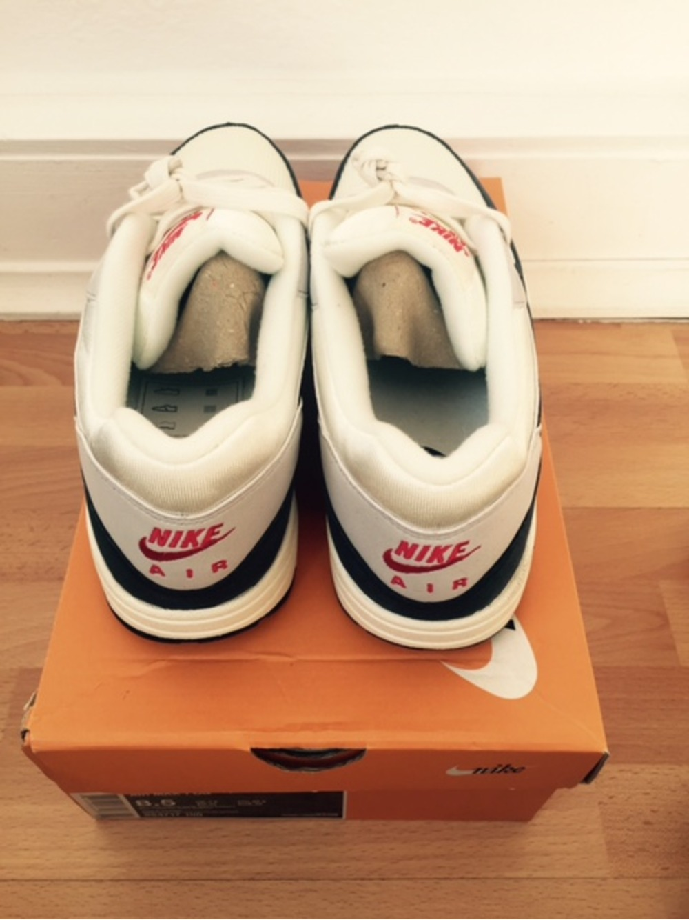 Nike Air Max 1 OG (SailDark Obsidian Neutral Grey) photo