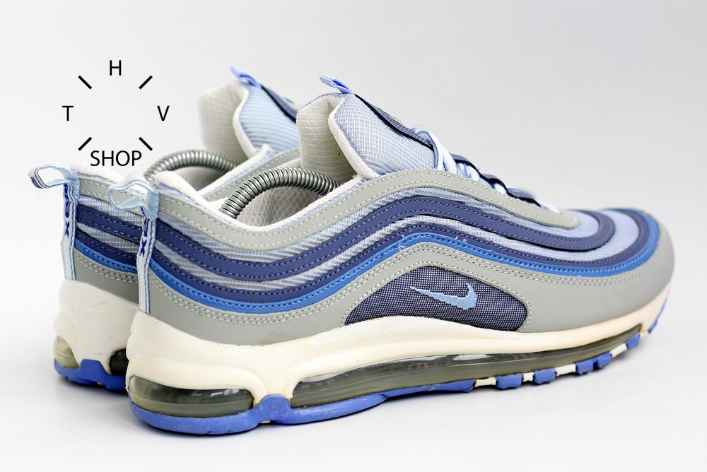 95 Air Max Shoes Deepblue
