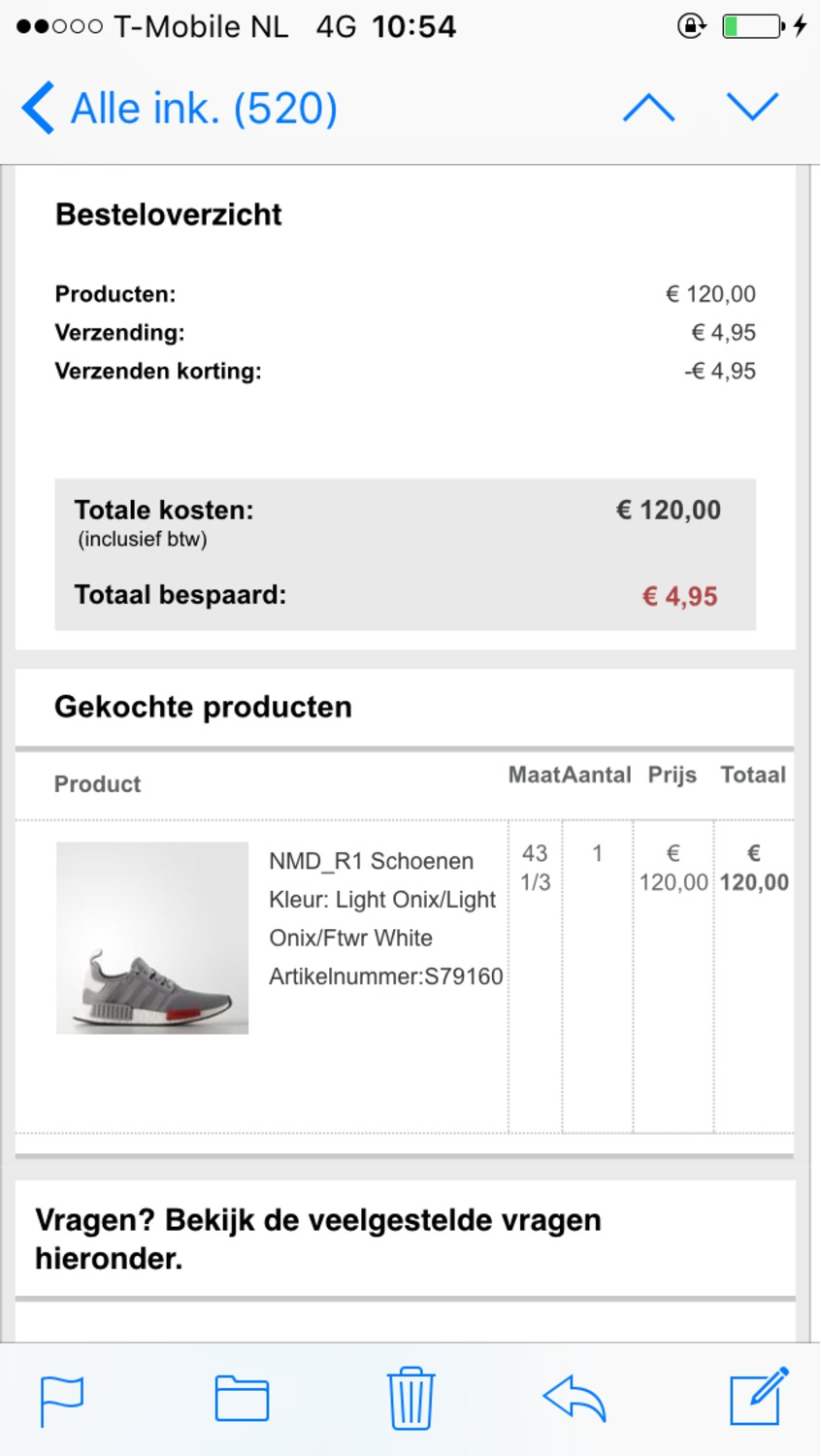 Adidas NMD_R1 nmd r1 light onix white size 6 us (size 9.5 us sold ...