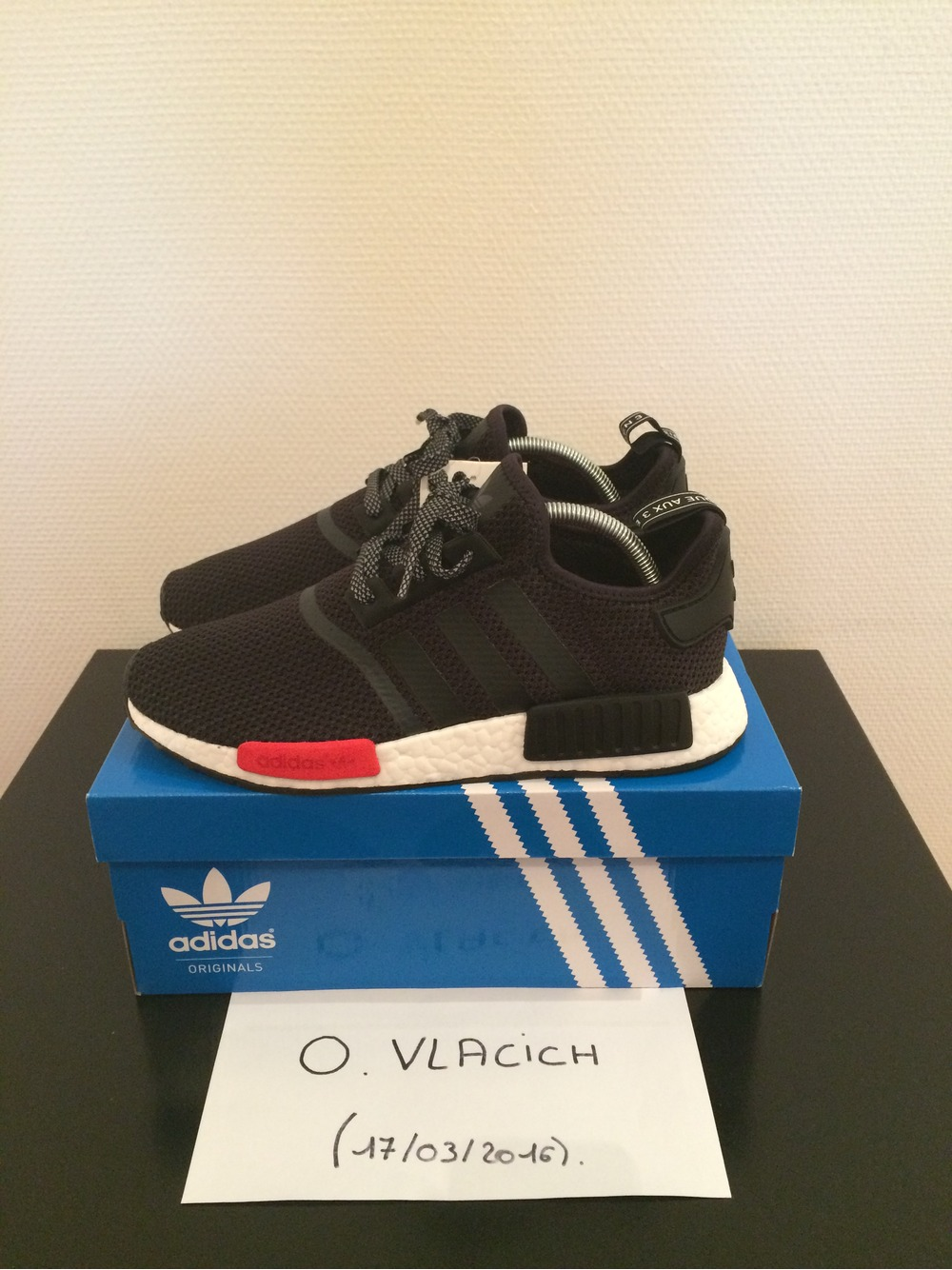 DS Adidas NMD R1 Footlocker Europe Size 8(1/2) US (#313783) from ...