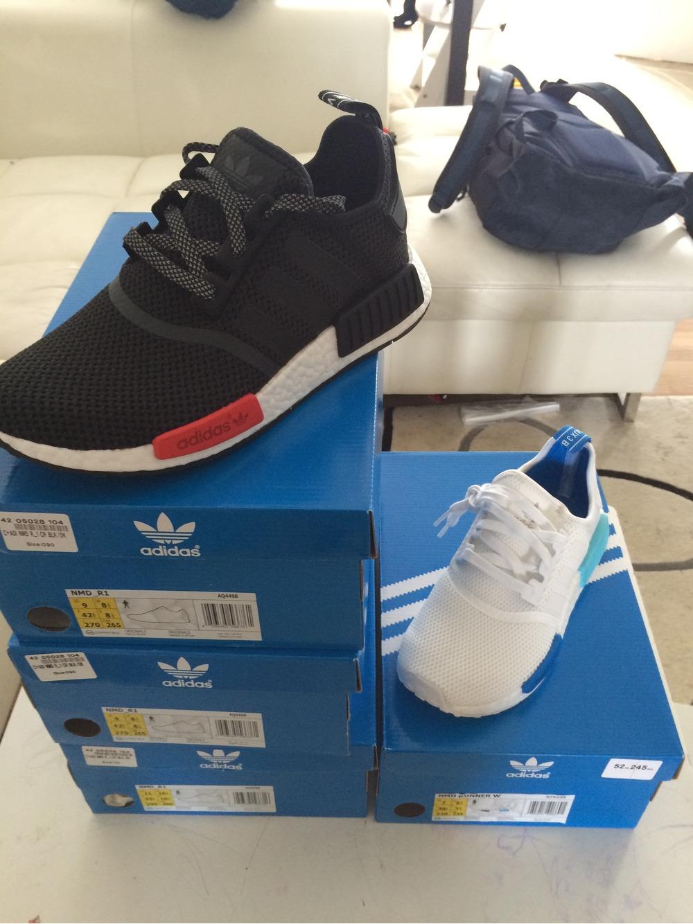 Adidas Ultra Boost All Black Footlocker