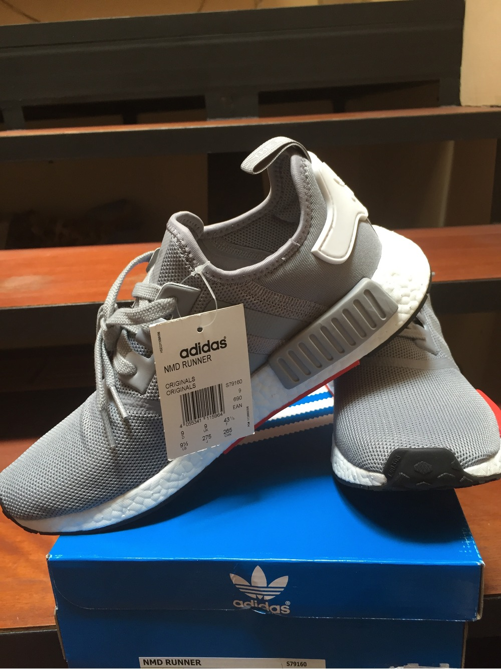 Adidas Nmd Runner Moscow