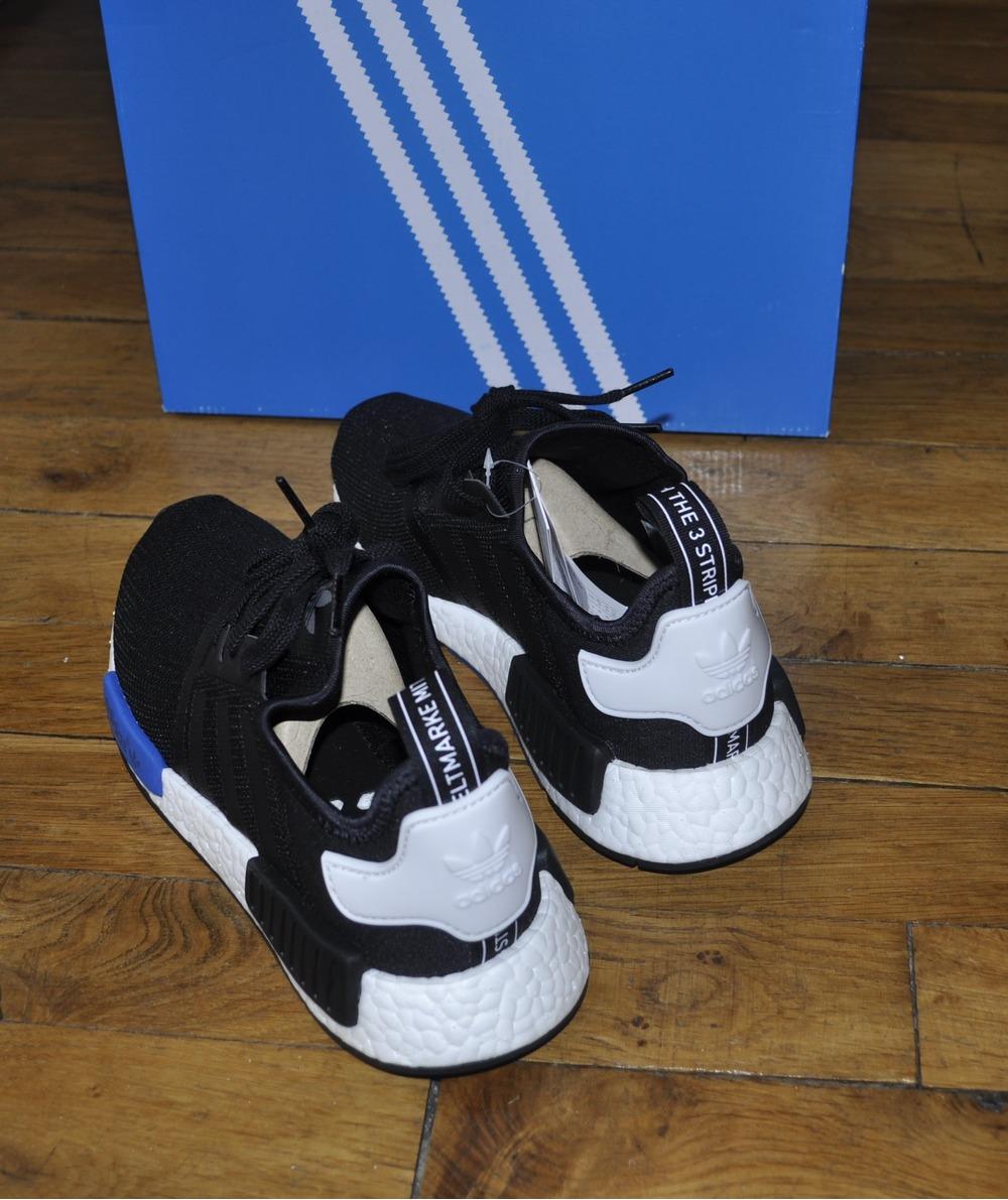 adidas nmd 40 schwarz