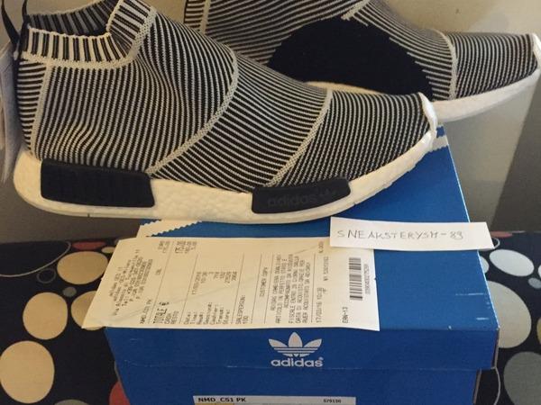 Adidas NMD City Sock Glow