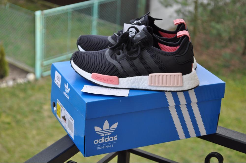 Adidas Nmd Pink Black