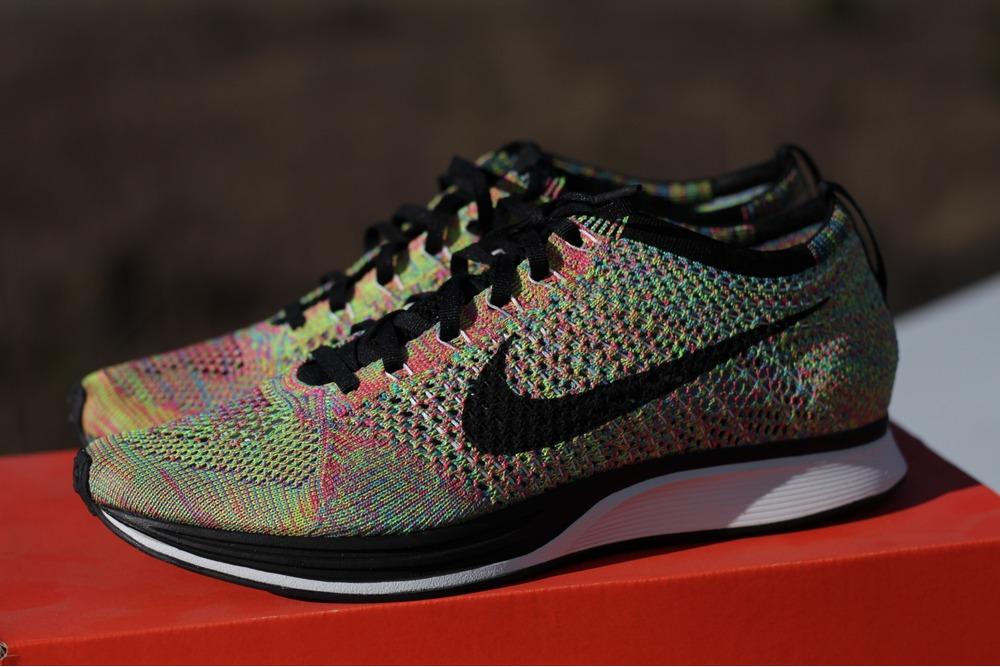 Nike Flyknit Racer Multicolor 1.0