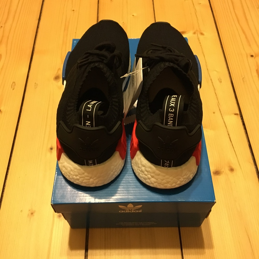 adidas NMD R1 Olive Mesh Sz 10.5 BA7249 DS Deals NDUCFA
