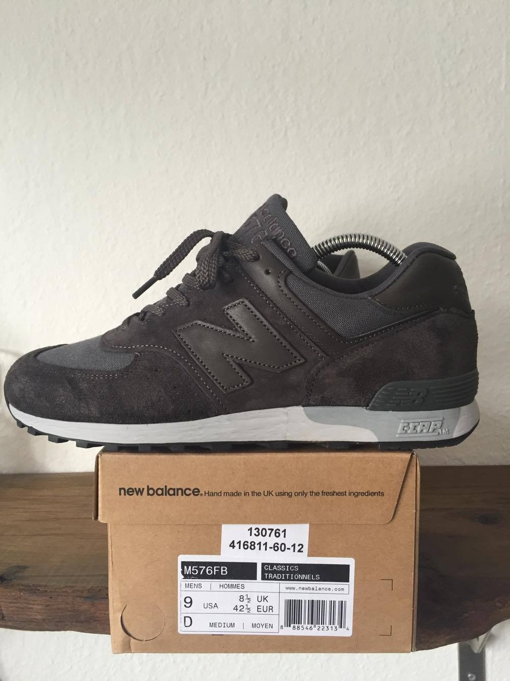 new balance hommes. new balance m576fb made in england - photo 3/3 hommes n