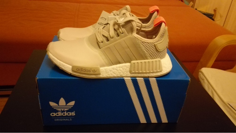 Adidas Nmd Runner Brown
