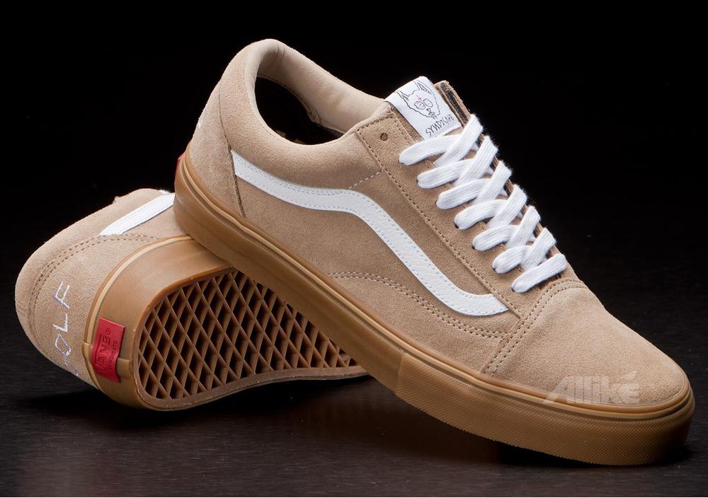 vans old skool golf wang
