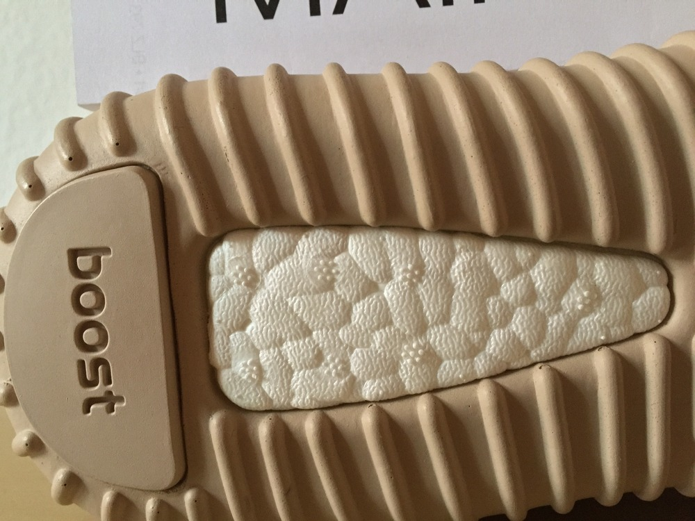 Yeezy Boost 350 Oxford Tan Real Vs Fake