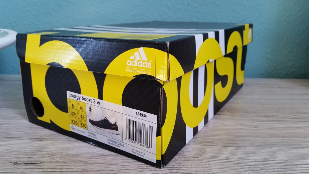 NEW adidas Energy Boost ESM Mens Running Shoes US Size 10.5 D